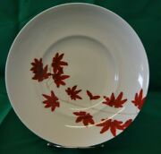 Mikasa Pure Red Soup Bowl Excellent Condition++++