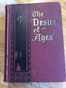 1898 The Desire Of Ages By Ellen G. White - First Edition - Little Flock 📖