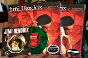 Classic Records Hendrix Live Woodstock 2 Boxset 140g And 200g Ss + Coloured 45rpm