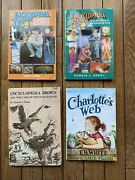 Lot Of 3 Encyclopedia Brown Books Donald J. Sobol Case Of The Dead Eagles-16, 21