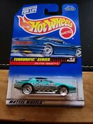 Blown Camaro With Error Packaging Collector 1083 Hot Wheels