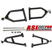 Sport Extended A-arms For Yamaha Banshee 350 Yfz 350 Yfz350 +2 +1 Adjustable