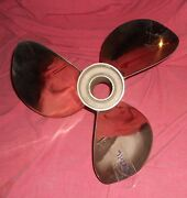Volvo Penta G8 Duoprop Nibral Propeller Left Hand For Dph Drive 3587400 247-16