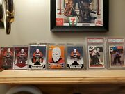 Pelle Lindbergh Rookie And Rare Hockey Cards Upper Deck And Leaf