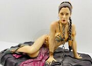 Star Wars Slave Leia Return Of The Jedi Jabba Palace 1/6 Scale Gentle Giant