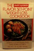 The Nutri-system Flavor Set Point Weight Loss Cookbook By Joan Scobey And Susan