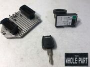 1998-2005 Holden Astra Ts Opel Vauxhall Ecu Security Kit 55351702 Plug And Play