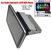10.1 Car Radio Android 10.0 Stereo 1g+16g Gps Navigation Wifi Player Up-down
