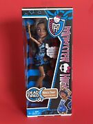 Monster High Dead Tired Robecca Steam Doll Wave 2 Daughter Of A Mad Scientist