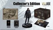 Confirmed Pre-order Resident Evil Village Collectorand039s Edition Playstation 5