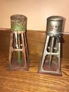 Lot Of 2 - Prewar Lionel Trains 93 Water Towers