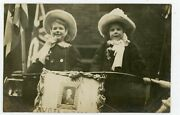 Selby, Rare Rp Barkston Ash Election/ George Lane Fox's Children Campaigning
