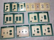 16 Creative Accent Unfinished Pine Wood Switch Toggle Rocker Outlet Wall Plates
