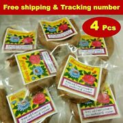4x Candle Smoking Fragrant Scented Thai Traditional Dessert Food Cooking Aroma
