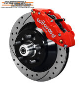 Wilwood 67-69 Camaro 64-72 Nova And Chevelle 12.88 Front Disc Brakes 140-12271-dr