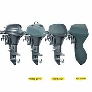 Oceansouth Outboard Covers For Yamaha F8f F9.9j 2cyl 212cc Year 2013
