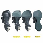 Oceansouth Outboard Covers For Yamaha F30b F40f 3cyl 747cc Year 2009