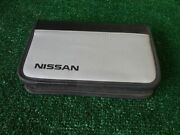 2007 Nissan Versa Owners Manual Owner's Book 365751