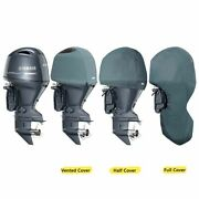 Oceansouth Outboard Covers For Yamaha F115b F130a 4cyl 1.8l Year 2015