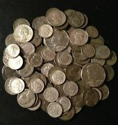💲 1/2 Standard Pound Mixed Lot Of Old Us Silver Coins Bonus Gold And Currency 💲