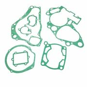 For Suzuki Rm250 1994 1995 Clutch Engine Cover Head Cylinder Top End Gasket Kit