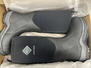 Muck Asp-000a Menand039s Arctic Sport Tall Black Soft Toe Used