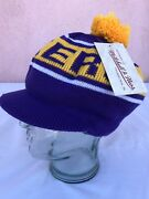 Los Angeles Lakers Beanie Lakers Jersey Lakers Hat Mitchell And Ness Lakers Beanie