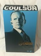 Hot Toys Marvel Avengers Agent Phil Coulson Mms189 1/6 Scale