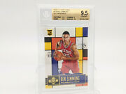 2016-17 Panini Court Kings 176 Ben Simmons National 1 Of 3 Rookie Rc Bgs 9.5