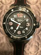 Alpina Racing 12 Hours Of Sebring Limited Edition Men's Automatic Watch Al-525br