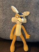 1971 Wiley Coyote Plush Plushy Mighty Star Warner Bros Wile E Toy Animal 19andrdquo
