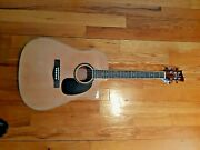 Ends Soon Jay Turser Jta524d-ce-n Guitar W/pick-upsuperb Cond. Free Shipping