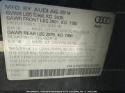 Chassis Ecm Memory Vin Fp 7th And 8th Digit Fits 09-17 Audi Q5 1492214