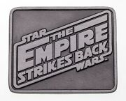 1980 Pewter Empire Strikes Back Collectible Paperweight Cast Crew Gift
