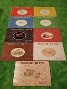 From Me - To You 9 Book Lot By Mary Jo Leisure Vintage Tole/decorative Painting