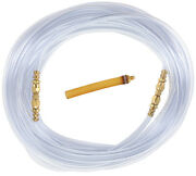 Pitot Static Test Hose Kit   25ft, With Adapter Free Shipping