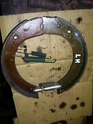 Vintage Ford Naa Tractor - Brake Shoes And Springs - Lh