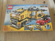 Lego Creator 3 In 1 Highway Transport 6753, Brand New In Sealed Box