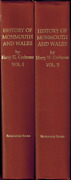 2 Vol History Of Monmouth And Wales Kennebec County Maine Early Settlers Families