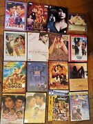 Lot Of 20 Bollywood Hindi Bengali Dvds See Pictures For Titles Available