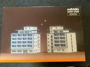 Marklin Spur Z Scale/gauge 2 Tower Blocks With Penthouse Kit. Very Rare.