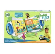Leap Start Leap Frog Preschool Interactive Learning System New Ages 4-8 Math