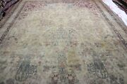 14x10 Antique Rug Hand Made One Of The Kind Over 150 Years Olds
