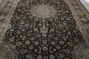 Antique Rug 12.7x8.7 Hand Made 100 Wool One Of The Kind