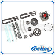 Fit Ford F-150 E-150 Expedition 4.6l Timing Chain Kit Water Pump