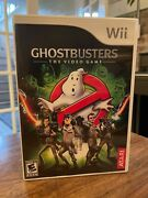 Ghostbusters The Video Game Nintendo Wii, 2009 Complete