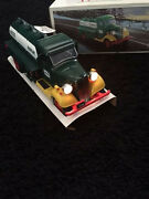 First Hess Truck Toy Bank 1985 Brand New Lights Working