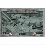 Gothic Ruins Craters Battlefield In A Box New