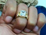 Silver Ring Sterling 925 Gold Plated Womenand039s Ring Cubic Zirconia Gemstone Origin