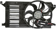 Dorman 621-454 Radiator Fan Assembly With Controller For 10-13 Mazda 3 3 Sport